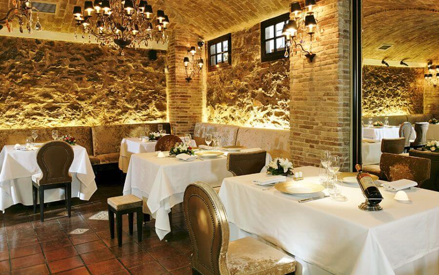 Spondi restaurant Athens