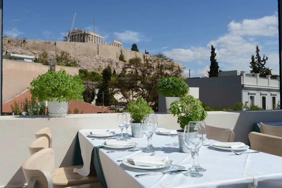 Strofi restaurant Athens