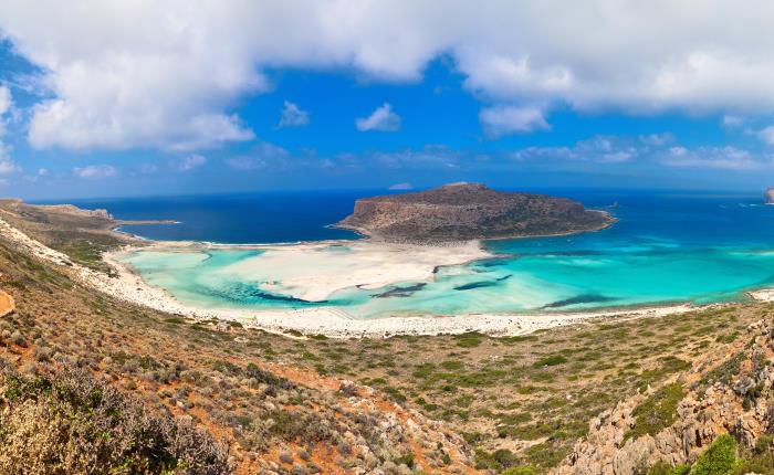 Balos Crete